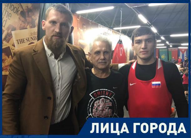 Плох тот тренер, который не переживал бы за своего чемпиона, - Николай Тимофеев