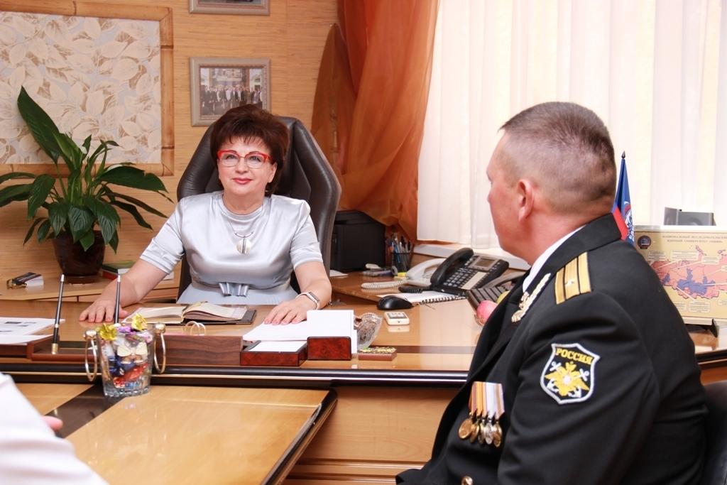 Валентина Руденко: Флот и ВИТИ объединяют амбициозные цели, которые мы всегда достигаем!
