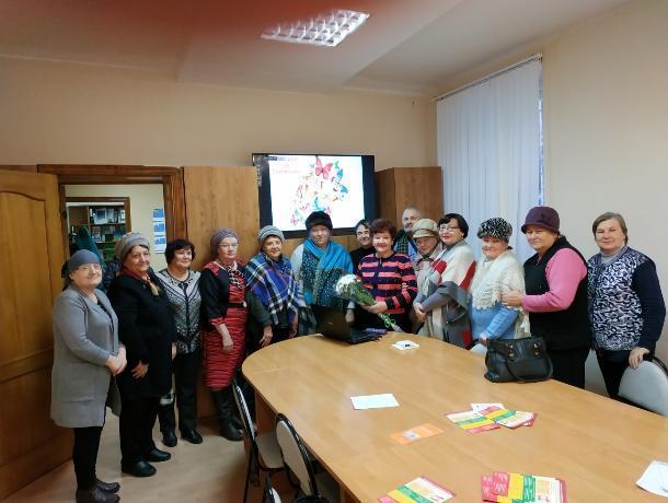 Новороссийский врач-эндокринолог провел встречу с волгодонцами, больными сахарным диабетом