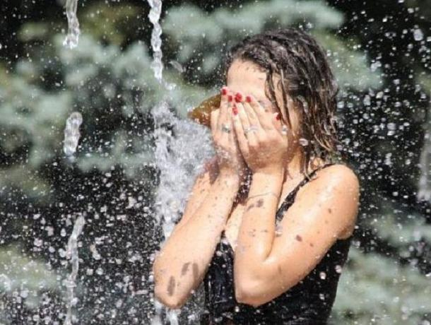 Летняя жара не отступает: в Волгодонске в пятницу ожидается до +34