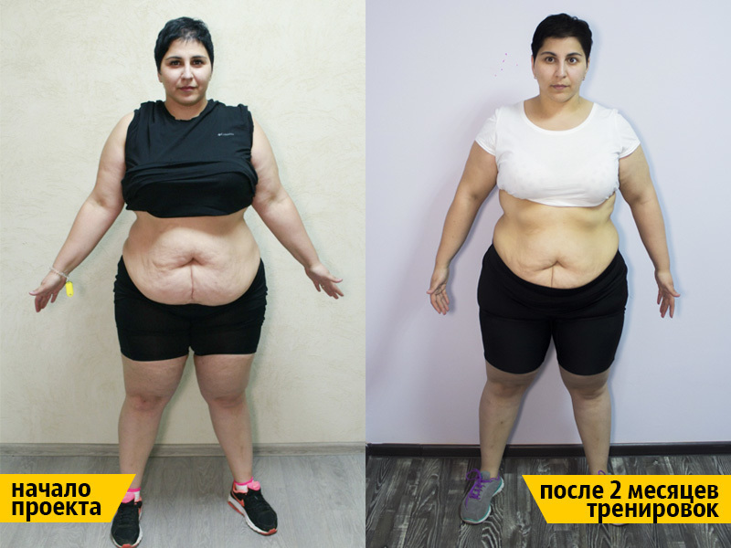 Учительница Тамара Карельская похудела на 12 кг за два месяца участия в реалити-шоу «Сбросить лишнее»