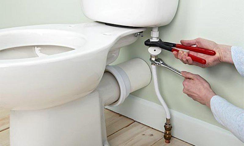 Подключение унитаза к водопроводу своими руками