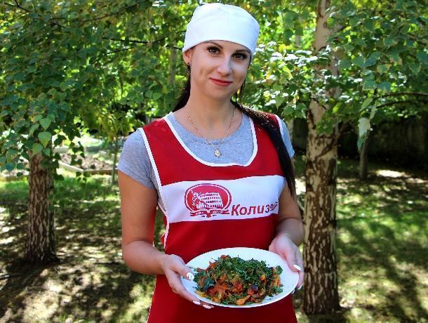 «Роскошь лета» от Екатерины Купцовой напомнила членам жюри человеческую руку