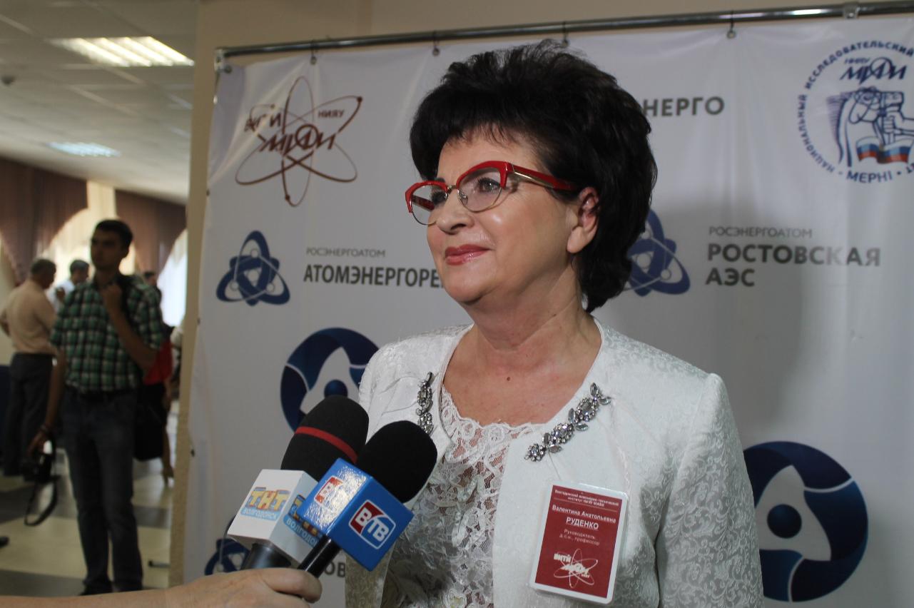 У Волгодонска есть возможность стать достаточно мощным драйвером комплексного развития, - Валентина Руденко
