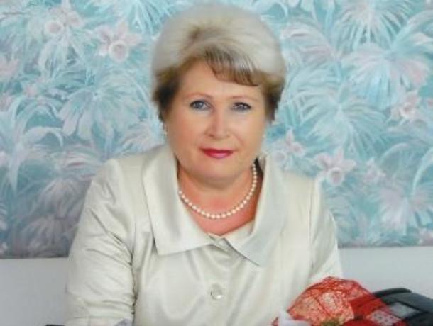 Директор школы №22 Валентина Краева вошла в число миллионеров Волгодонска