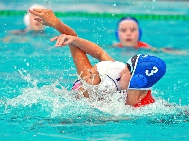 Волгодончанки в составе сборной области выступили в первенстве России по водному поло