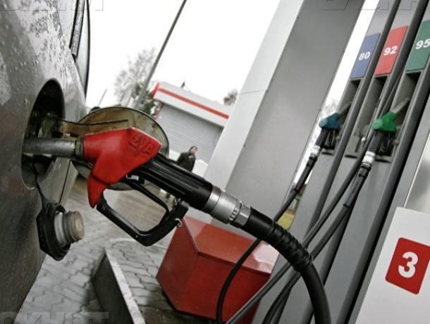 Цена на 95-й бензин в Волгодонске постепенно становится ниже