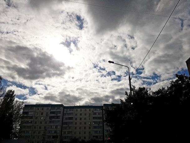 Переменная облачность и +19: погода в Волгодонске