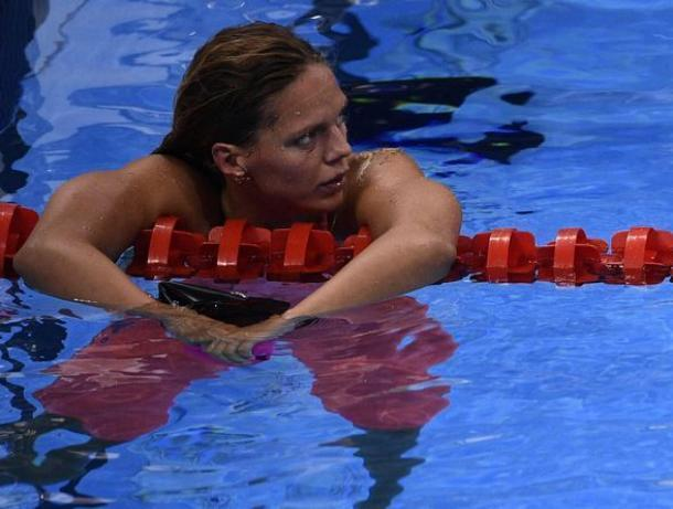 Ефимова досрочно выбыла из гонки за звание чемпионки Европы на короткой воде