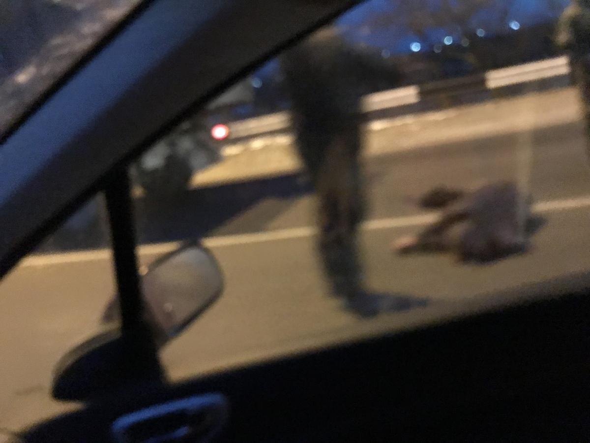 Женщину сбил КамАз на мосту через оросительный канал в Волгодонске