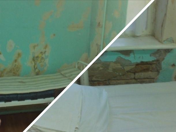 У нас подъезды лучше выглядят, чем больница в Романовской, - волгодонцы о состоянии ЦРБ