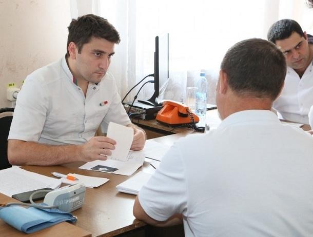 Всего два дня московские кардиологи будут проводить выездные консультации в Волгодонске