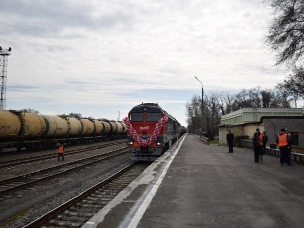 После открытия железной дороги Морозовск - Волгодонск горожан предупредили об опасности нахождения на железнодорожных путях