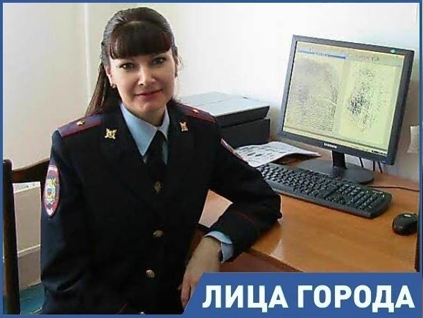 Женщины в погонах не уступают мужчинам, - майор полиции Анна Пермякова