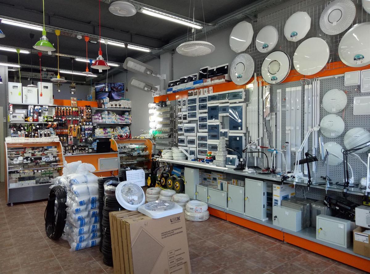 Магазин для электрика