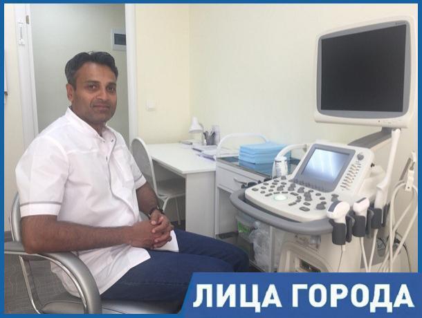 Женщины - лучшие пациенты, - врач из Волгодонска Андара Манаге Чамара Чандраратне