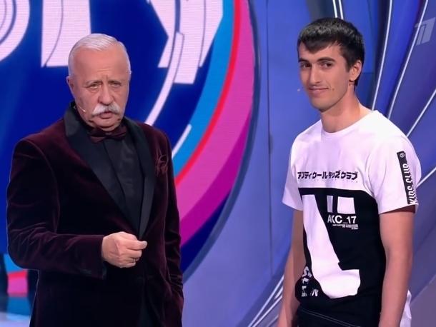 Сварщик из Зимовников прыгнул сальто через Якубовича в эфире шоу на Первом канале «Я могу»