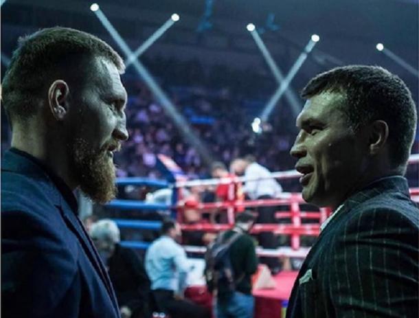 Чемпион мира по боксу Григорий Дрозд поддержал идею строительства центра единоборств в Волгодонске