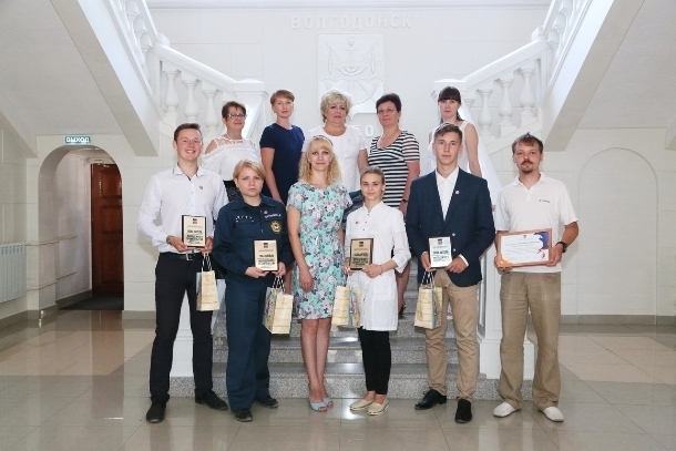 В Волгодонске сформировано новое молодежное правительство