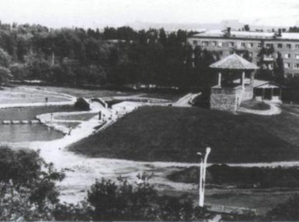 Парк «Победы» большой, да беспризорен он: как 40 лет назад отзывались о парке