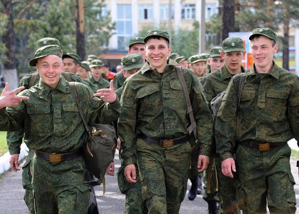 В Волгодонске стартовала акция «Послужим России вместе»