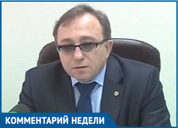 Ротавируса в Волгодонске нет, - Владимир Бачинский
