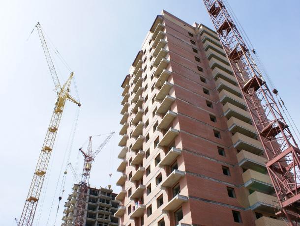 Волгодонск вошел в число «аутсайдеров» по темпам ввода жилых домов