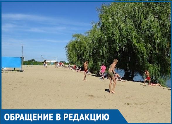 В изнуряющую жару негде искупаться, - волгодонцы о нехватке городских пляжей