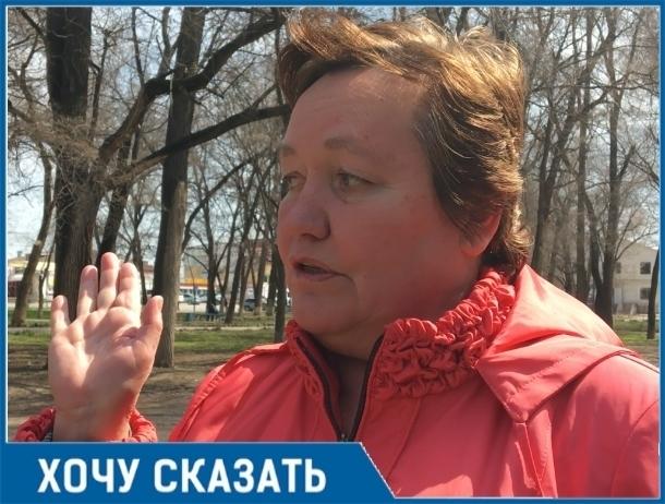 Раз в квартал дорога по улице Морская превращается в реку, - жители Волгодонска о многолетнем затапливании улицы