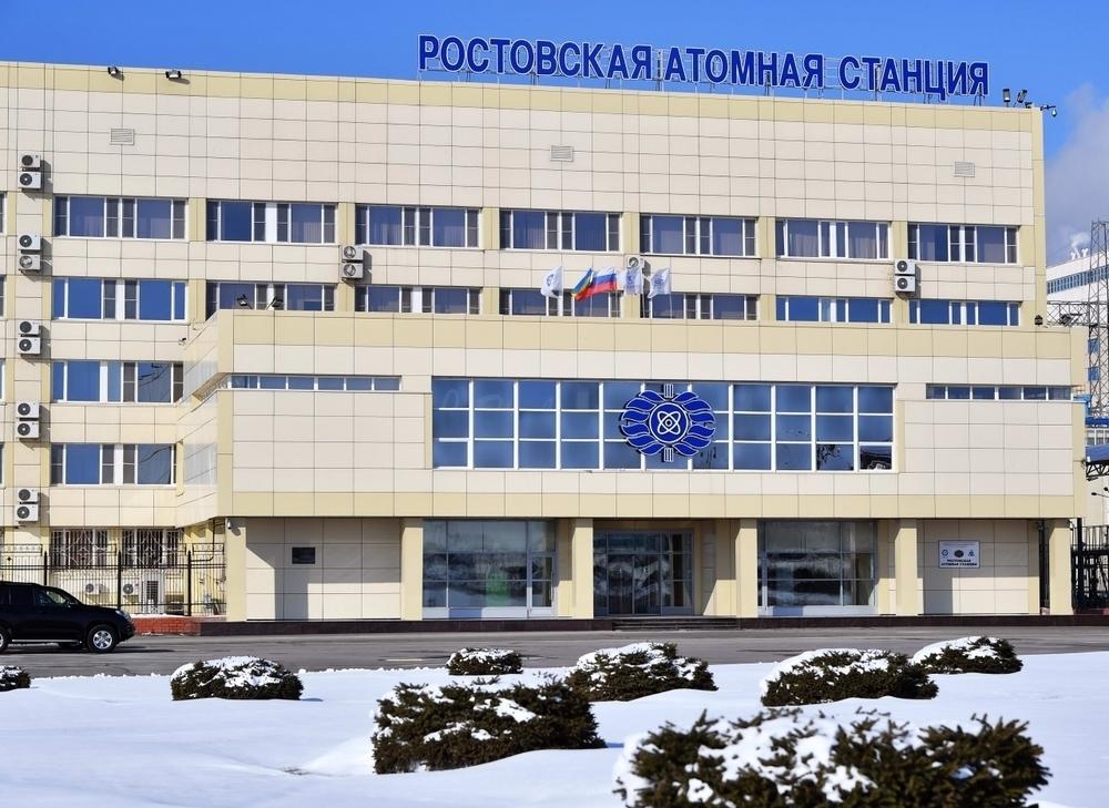 Мощность блока №4 Ростовской АЭС повысили до 75%