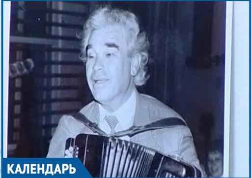 В этот день умер певец и композитор Александр Колпиков