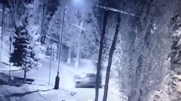 Водитель вылетел из ВАЗа на скорости после удара о дерево в Волгодонске