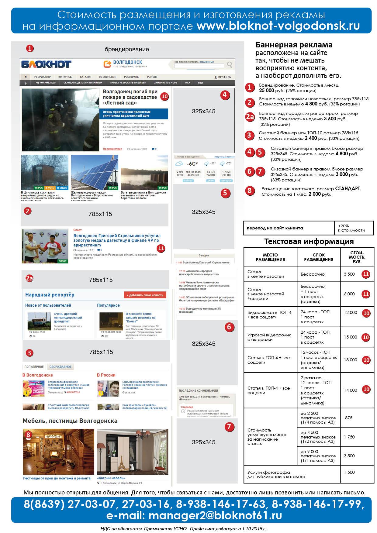 Реклама для сайта 10 интернет реклама рекламодатели евро